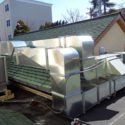 american standard roof top & duct work