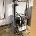 residential natural gas boiler