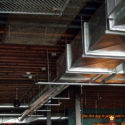 ductwork and spiral duct