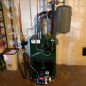 residential fuel oil boiler