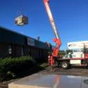 rooftop heat pump replacement